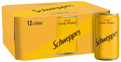 Schweppes Tonic Water 12 x 150ml.png