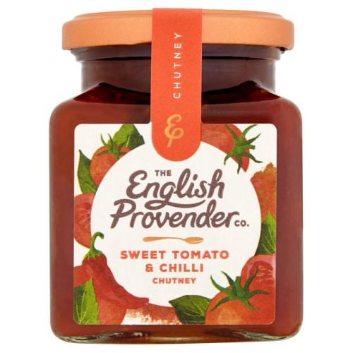 English Provender Co Sweet Tomato & Chilli Chutney 325g.jpg