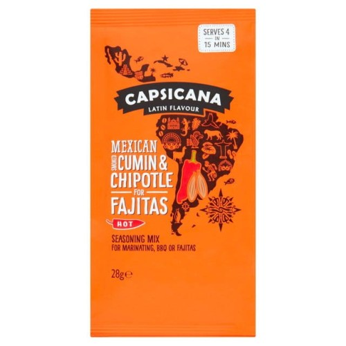 Capsicana Mexican Smoked Cumin & Chipotle Fajita Seasoning Mix 28g.jpg