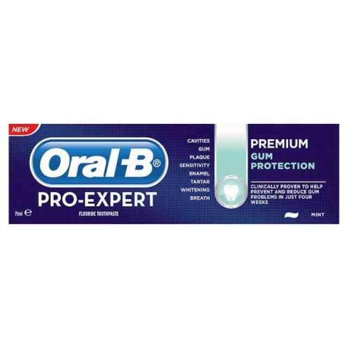 Oral-B Toothpaste Pro-Expert Gum Protection 75ml.jpg