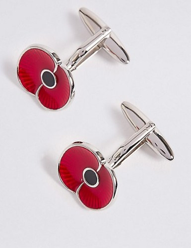 M&S COLLECTION The Poppy Collection® Cufflinks.jpg