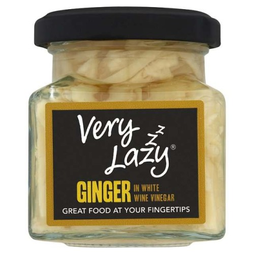 English Provender Very Lazy Chopped Ginger 115g
