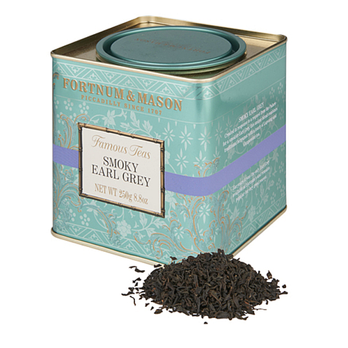 Fortnum & Mason Smoky Earl Grey Tea, 250g Loose Leaf Tin.png