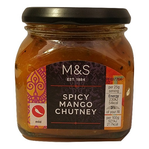 Marks & Spencer Spicy Mango Chutney.png