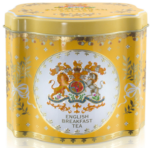 Buckingham Palace Breakfast Tea Caddy 50 Teabags.jpg