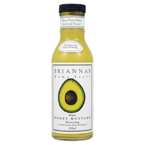 Briannas Honey Mustard Dressing 355ml.jpg