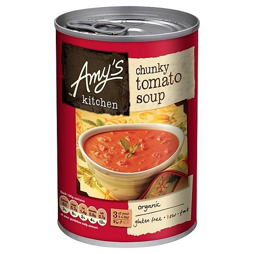 Amy's Kitchen Low Fat Chunky Tomato Soup 400g.jpg
