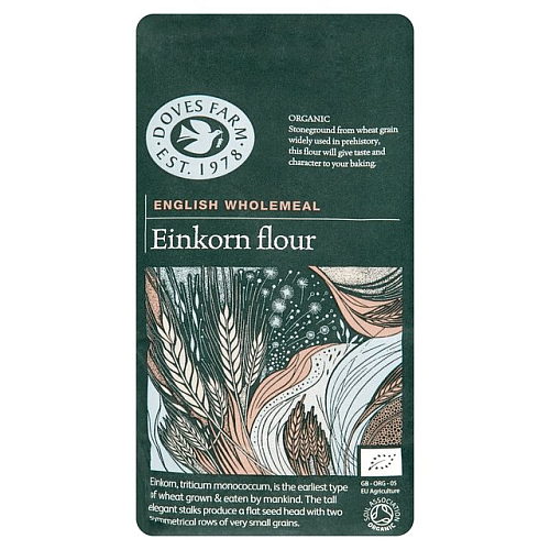 Doves Farm Einkorn Wholegrain Flour 1kg.png