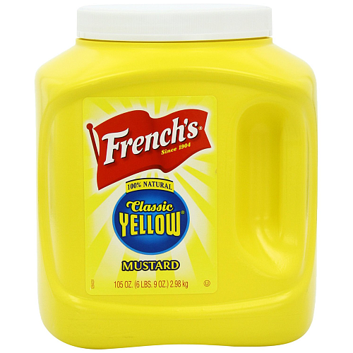 French's Classic American Yellow Mustard - Catering Size 3.1.png
