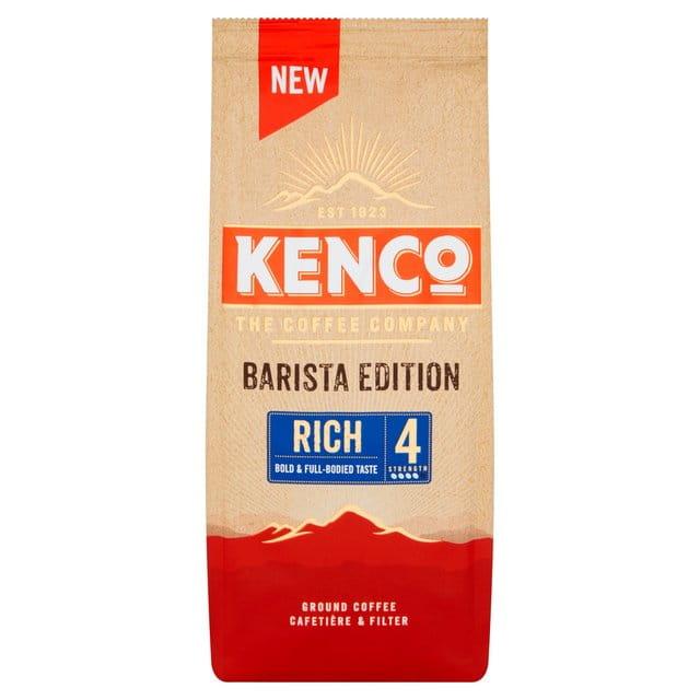 Kenco Barista Edition Rich Ground Coffee 212g