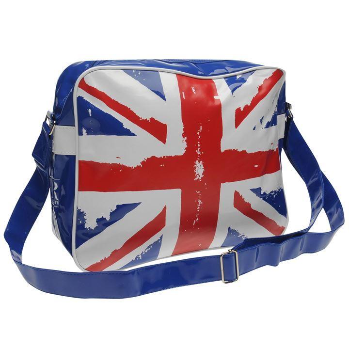 Robin Ruth Pvc Union Jack Bag British Shop Angielski Sklep