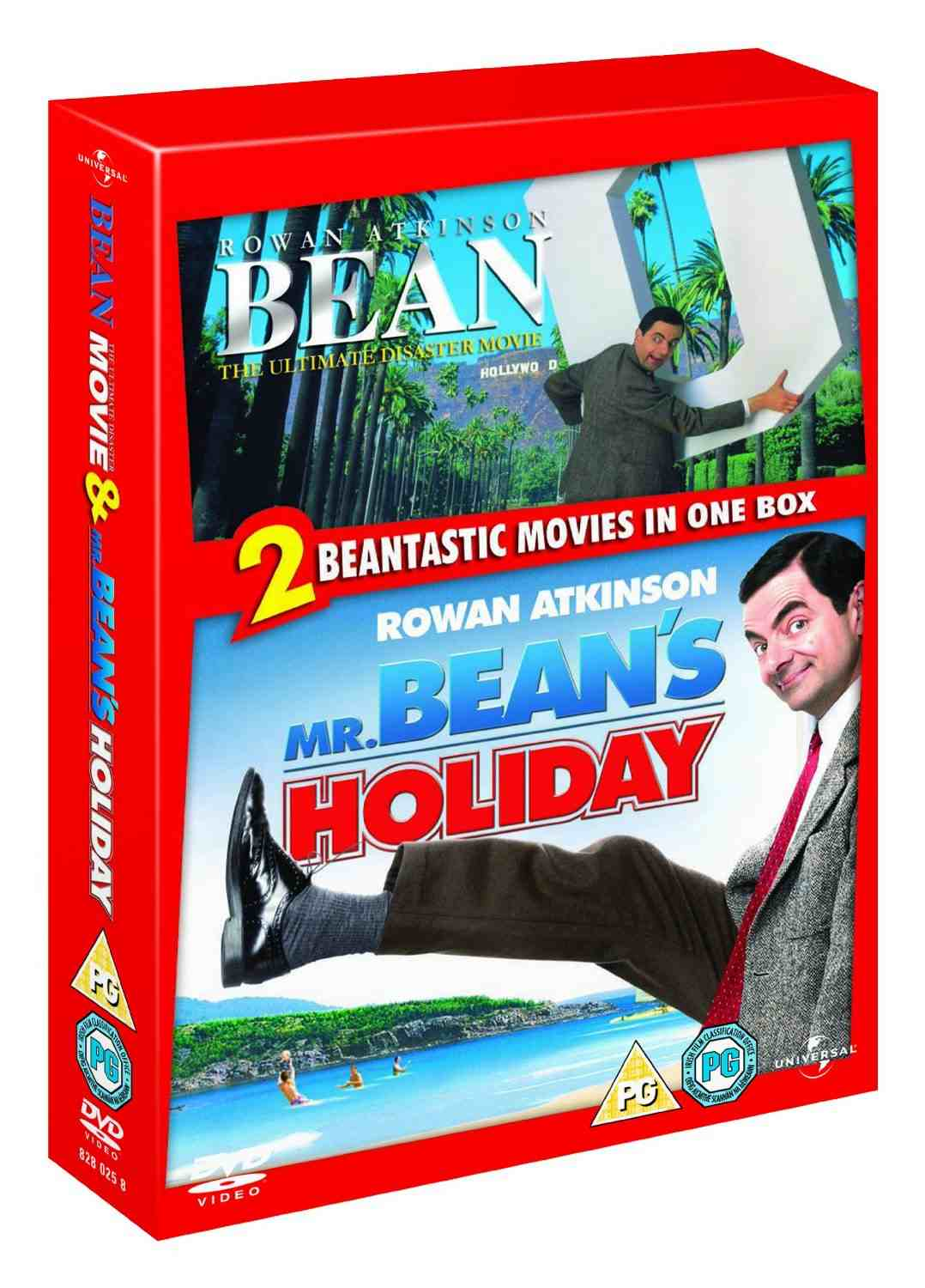 Mr Beans Movie Box Set The Ultimate Disaster Moviemr Beans
