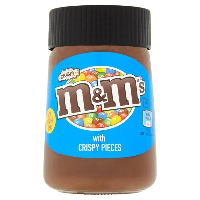 Mars Mms Chocolate Spread With Crispy Pieces 350g
